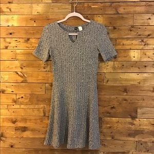 Divided dress  from H and M